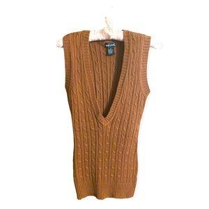 Wet Seal sweater vest